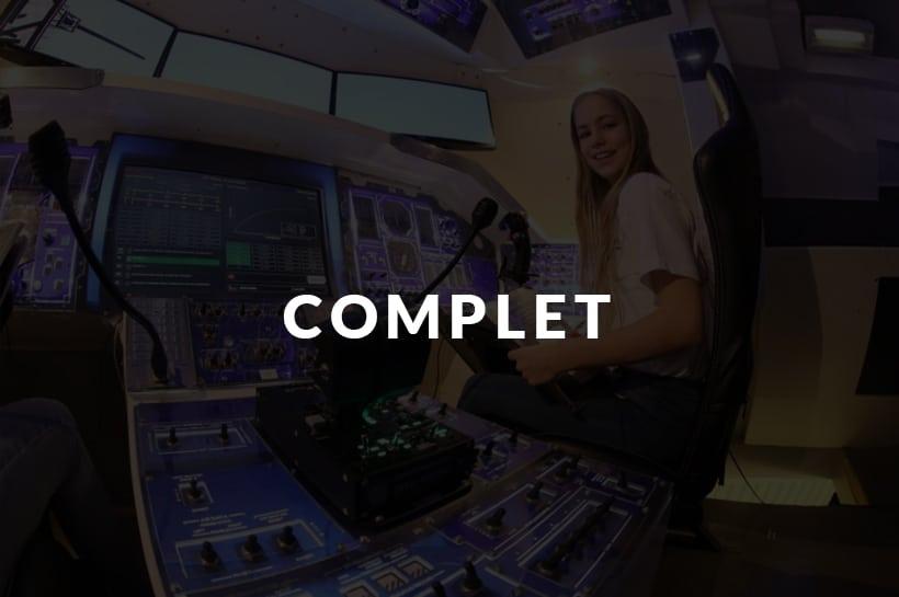 Séjour aux confins de l'Univers - Simulateur mission spatiale