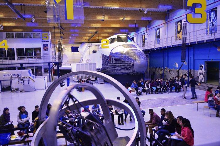 Activités EuroSpace Center
