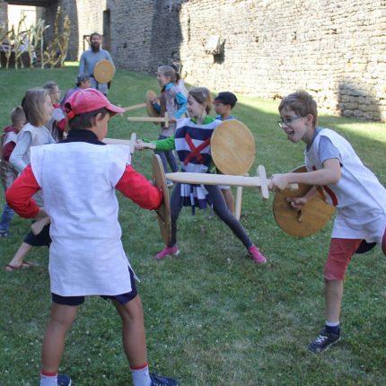 Enfants chevaliers