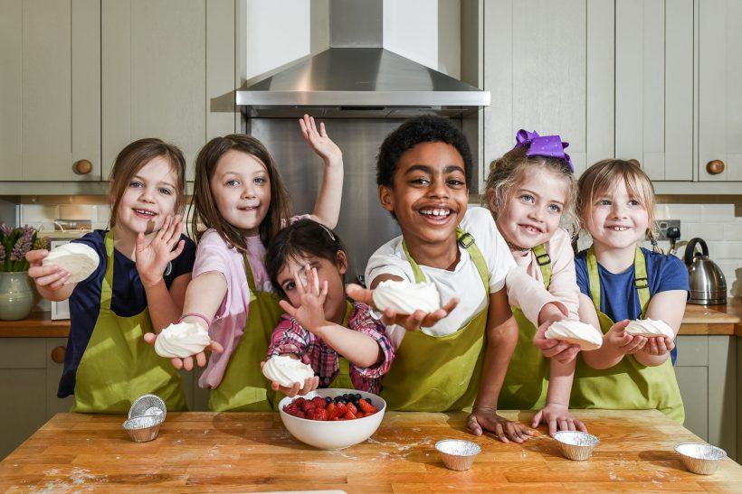 Enfants Cuisiniers