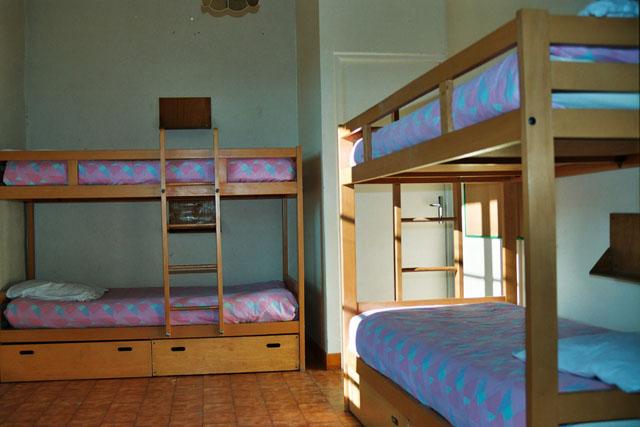 Centre de vacances du Lac Sauvin chambres 1