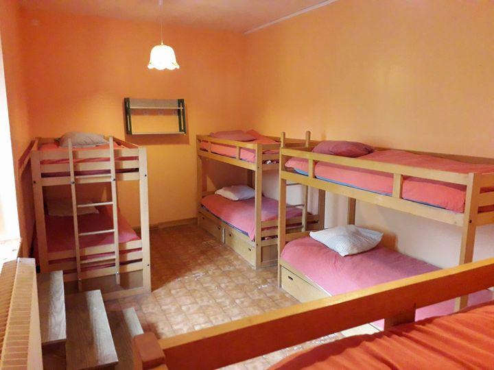 Centre de vacances du Lac Sauvin chambres 2